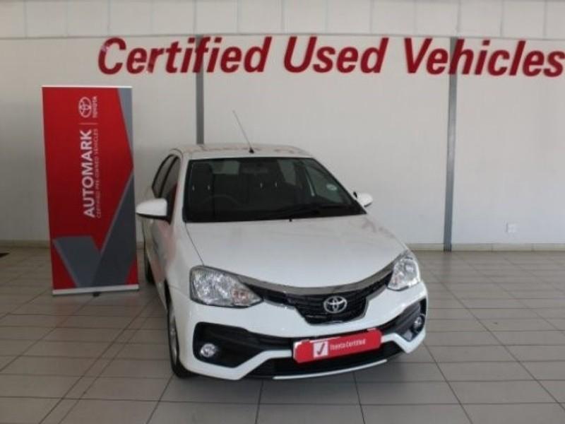 2019 Toyota Etios 1.5 Xs 5dr  Western Cape Stellenbosch_0
