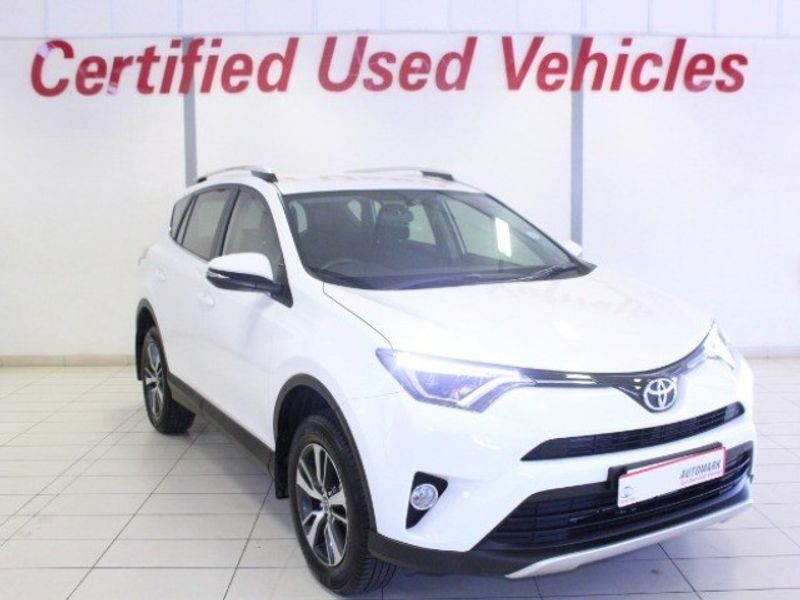 2018 Toyota Rav 4 2.0 GX Auto Western Cape Stellenbosch_0