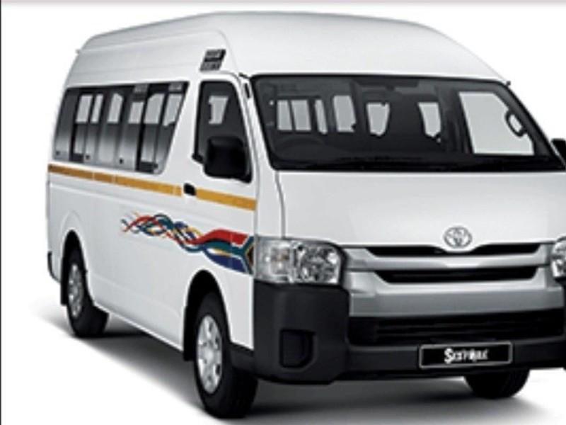 2019 Toyota Quantum 2.7 Sesfikile 16s  Western Cape Stellenbosch_0