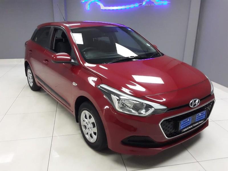 2017 Hyundai i20 1.2 Motion  Gauteng Vereeniging_0