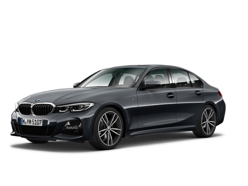 2019 BMW 3 Series 320D M Sport Launch Edition Auto G20 Western Cape Tygervalley_0