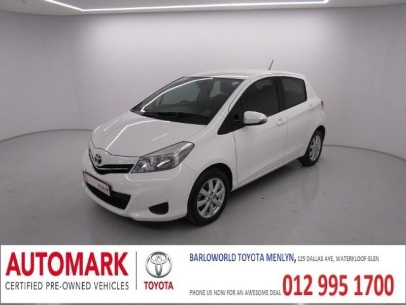 2012 Toyota Yaris 1.3 Xi 5dr  Gauteng Pretoria_0