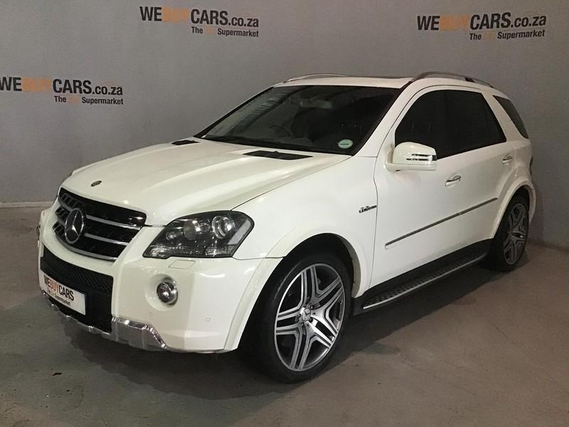 2011 Mercedes-Benz M-Class Ml 63 Amg  Kwazulu Natal Durban_0