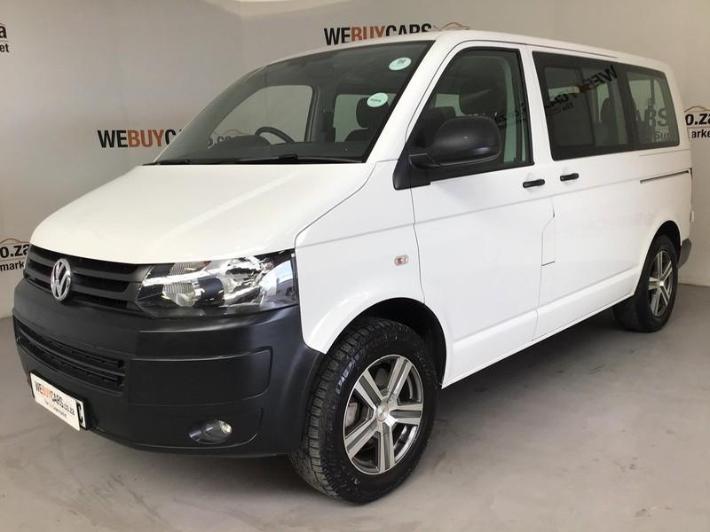 2015 Volkswagen Transporter T5 Cbus 2.0 Bitdi Swb 132 Kw Dsg Fc Pv  Eastern Cape Port Elizabeth_0