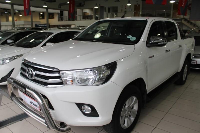 2016 Toyota Hilux 2.8 GD-6 RB Raider Double Cab Bakkie Limpopo Phalaborwa_0