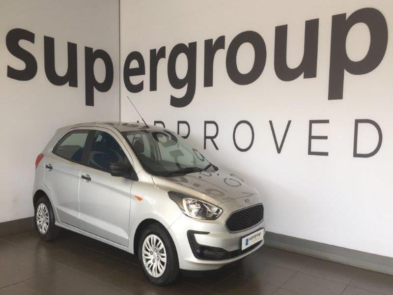 2019 Ford Figo 1.5Ti VCT Ambiente 5-Door Gauteng Pretoria_0