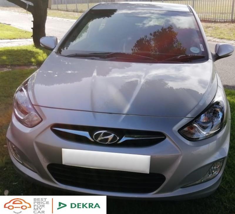 2015 Hyundai Accent 1.6 Fluid 5-Door Auto Western Cape Goodwood_0