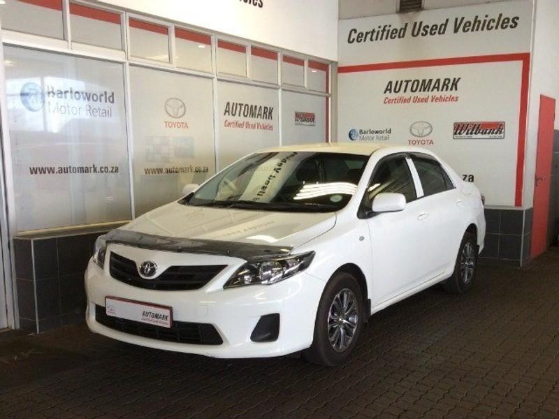 2017 Toyota Corolla Quest 1.6 Mpumalanga Witbank_0