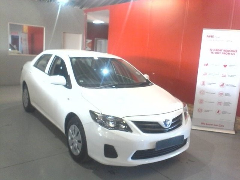 2017 Toyota Corolla Quest 1.6 Gauteng Benoni_0
