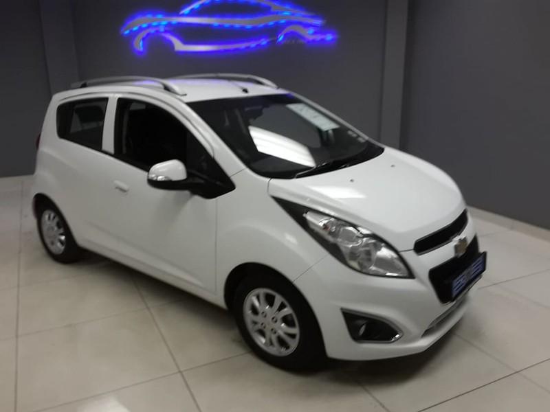 2016 Chevrolet Spark 1.2 Ls 5dr  Gauteng Vereeniging_0