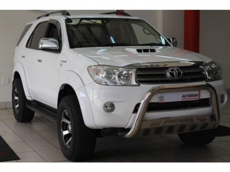 2011 Toyota Fortuner 3.0d-4d Rb At  Mpumalanga Barberton_0