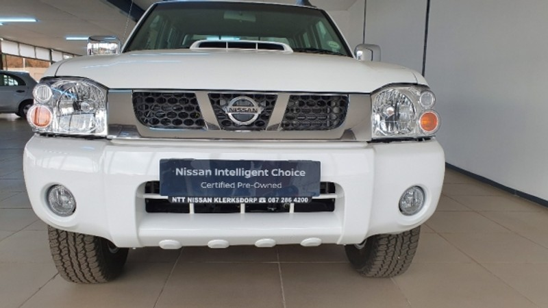 2019 Nissan NP300 Hardbody 2.5 TDi HI-RIDER Double Cab Bakkie North West Province Klerksdorp_0
