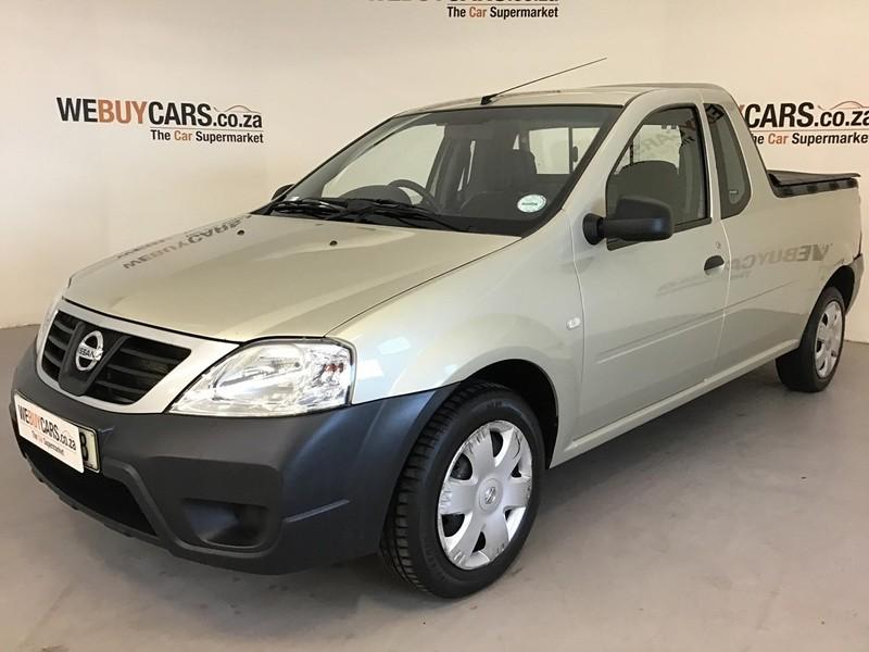 2014 Nissan NP200 1.6 Ac Pu Sc  Eastern Cape Port Elizabeth_0