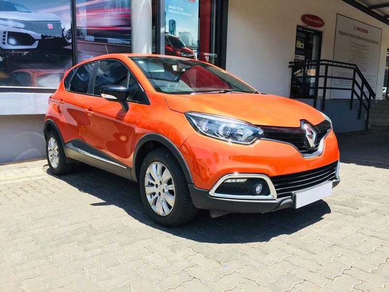 2016 Renault Captur 900T expression 5-Door 66KW Gauteng Edenvale_0