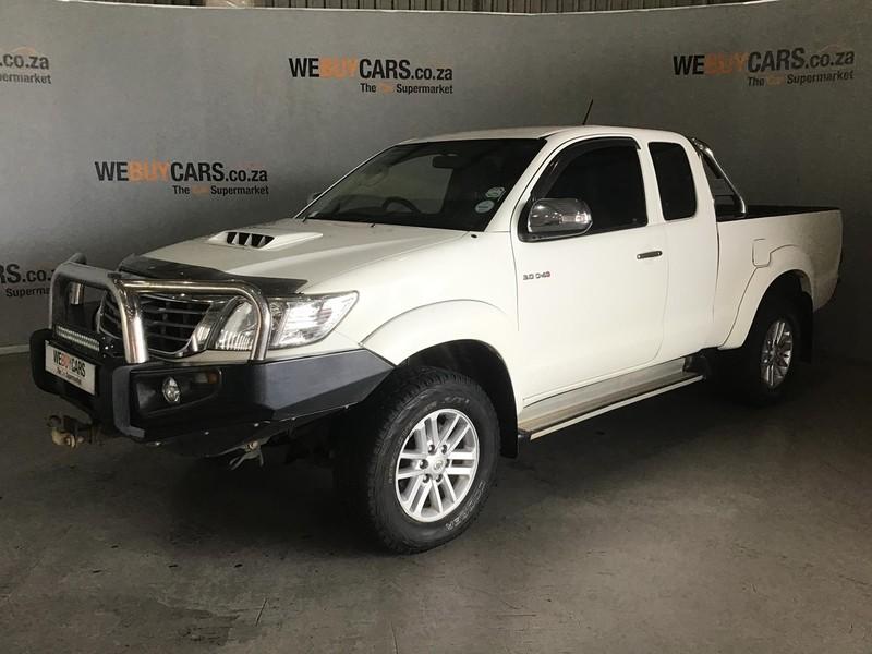 2012 Toyota Hilux 3.0d-4d Raider Xtra Cab 4x4 Pu Sc  Kwazulu Natal Durban_0
