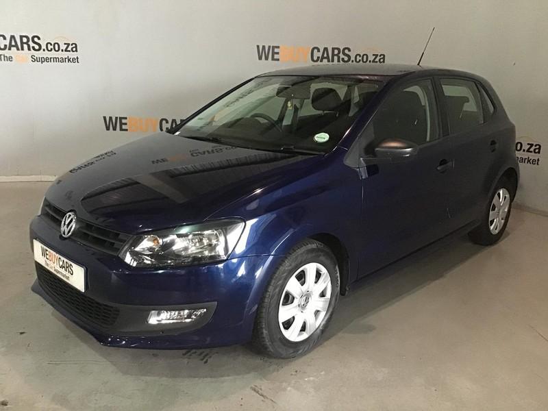 2013 Volkswagen Polo 1.4 Trendline 5dr  Kwazulu Natal Durban_0