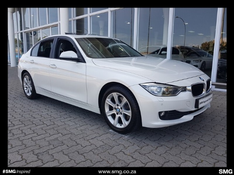2015 BMW 3 Series 320d At f30  Western Cape Tygervalley_0