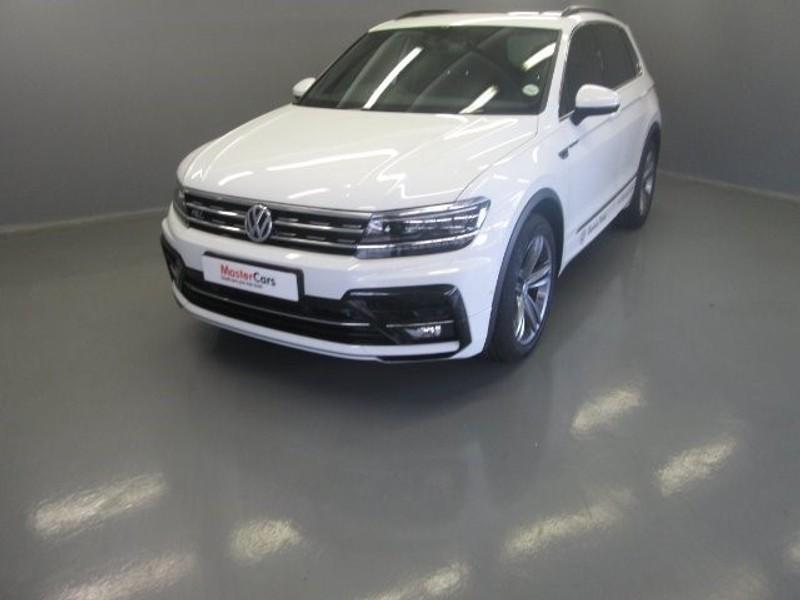 2019 Volkswagen Tiguan 1.4 TSI Comfortline DSG 110KW Western Cape Tokai_0