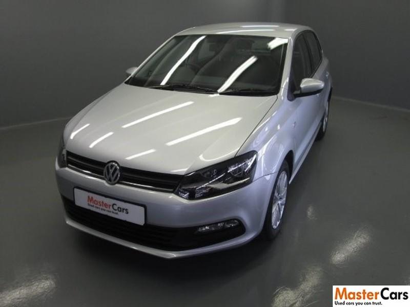 2019 Volkswagen Polo Vivo 1.4 Comfortline 5-Door Western Cape Tokai_0