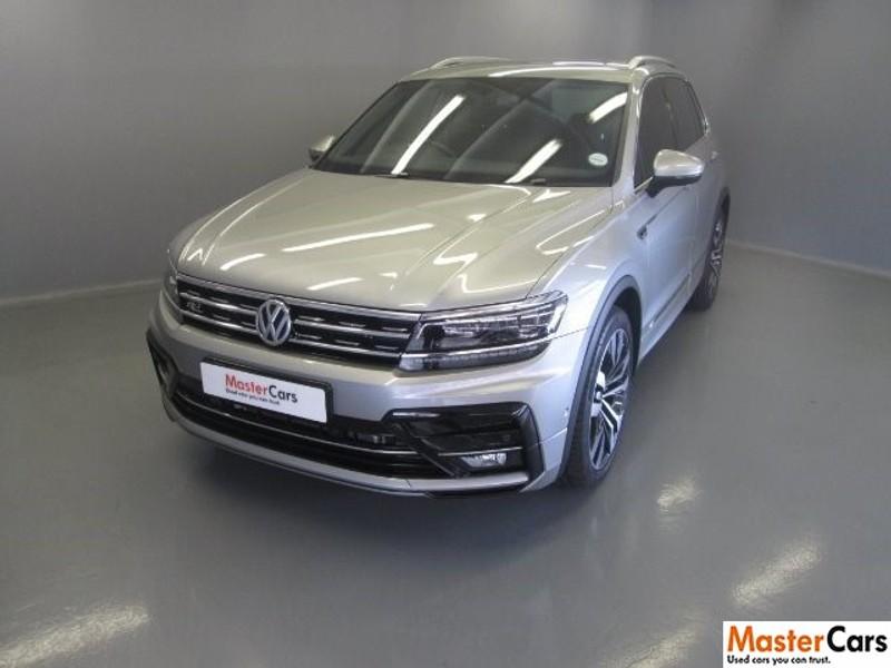 2019 Volkswagen Tiguan 2.0 TDI Highline 4Mot DSG Western Cape Tokai_0