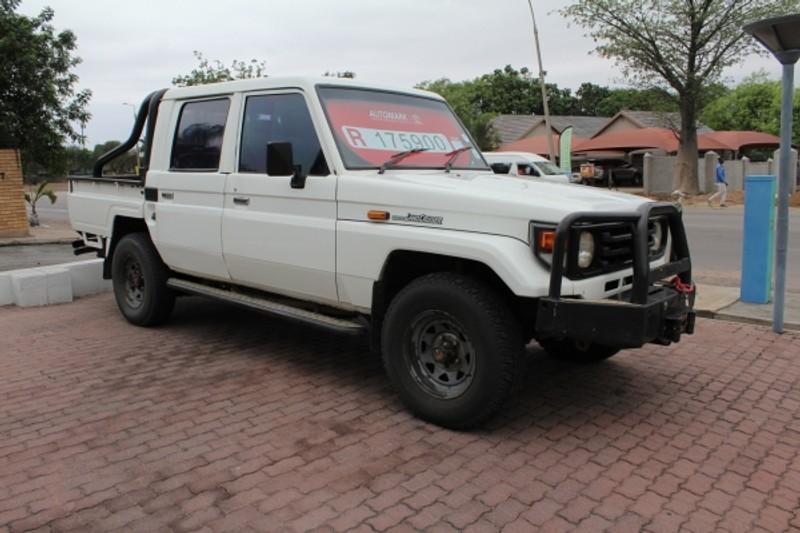 2006 Toyota Land Cruiser 4.2 Diesel Pu Sc  Limpopo Phalaborwa_0