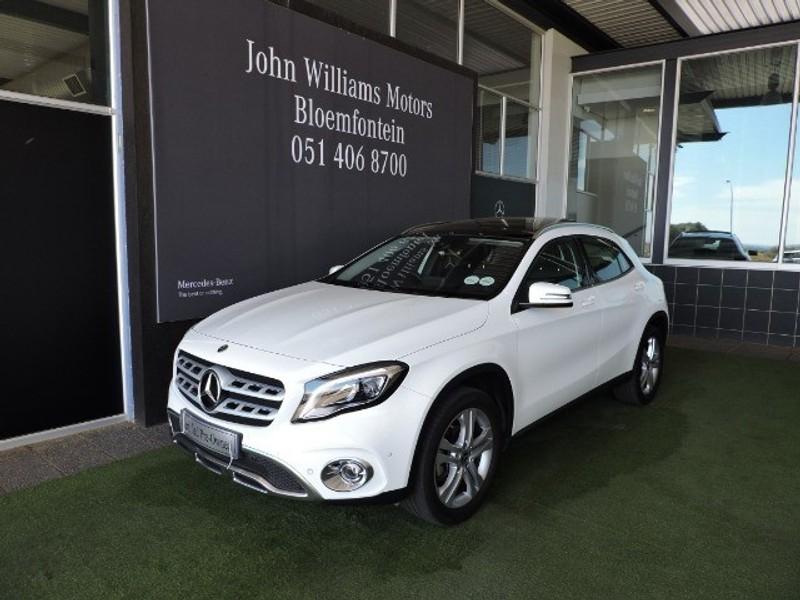 2018 Mercedes-Benz GLA-Class 200 Free State Bloemfontein_0
