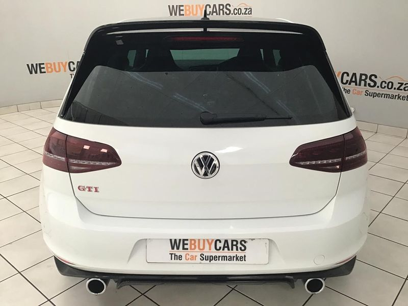 2017 Volkswagen Golf VII GTi 2.0 TSI Clubsport S Gauteng Centurion_0