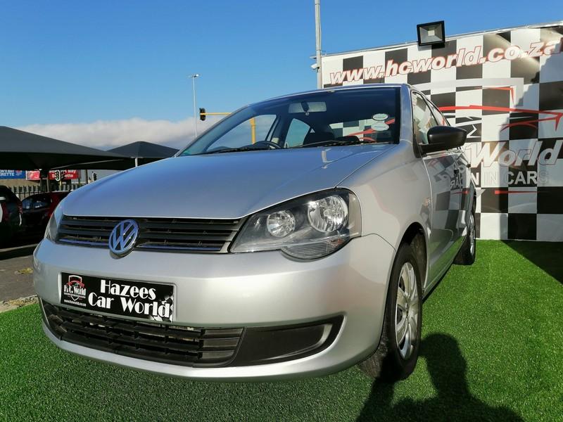 2016 Volkswagen Polo Vivo GP 1.4 Conceptline Western Cape Strand_0