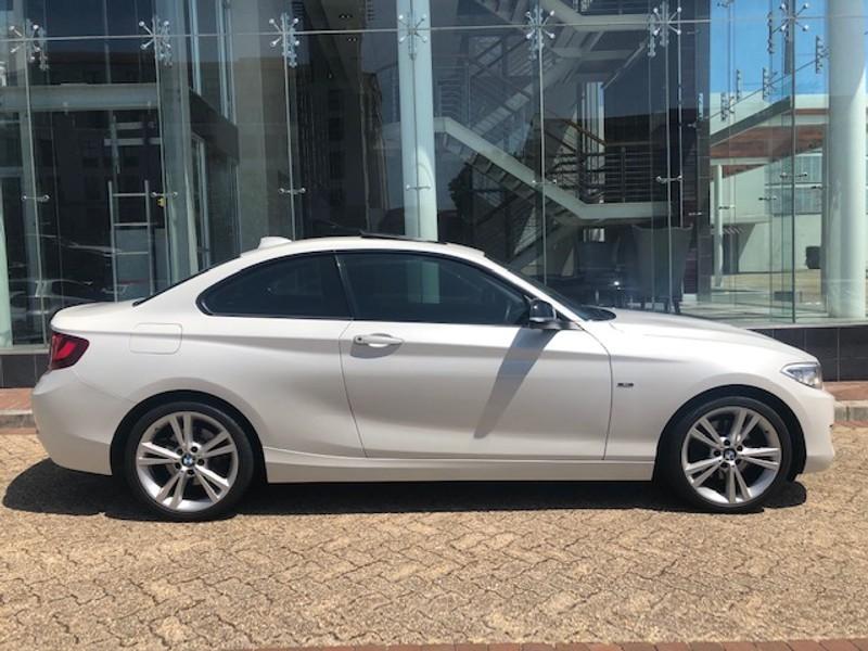 2015 BMW 2 Series 220D Sport Line Auto Western Cape Cape Town_0