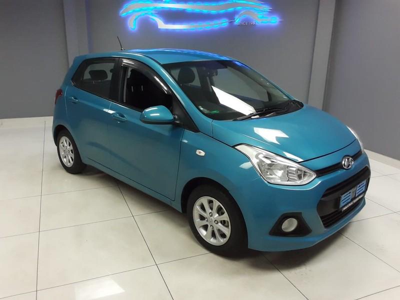 2016 Hyundai i10 1.25 Gls  Gauteng Vereeniging_0