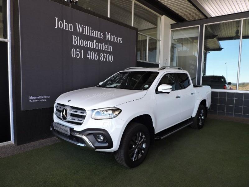 2019 Mercedes-Benz X-Class X250d 4x4 Power Auto Free State Bloemfontein_0