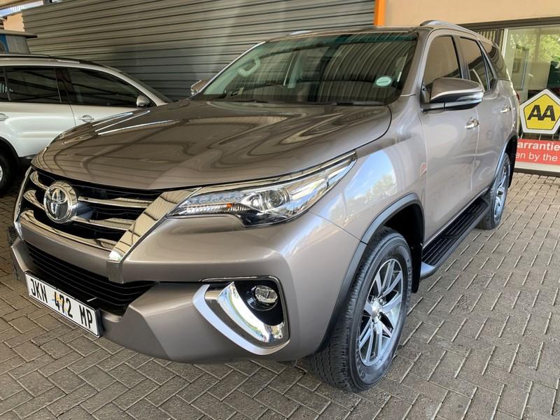 2018 Toyota Fortuner 2.8GD-6 RB Auto Mpumalanga Secunda_0