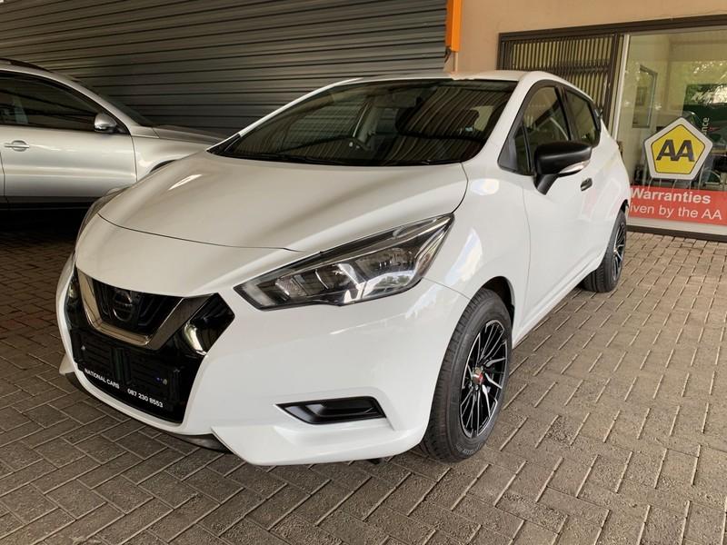 2018 Nissan Micra 900T Visia Mpumalanga Secunda_0