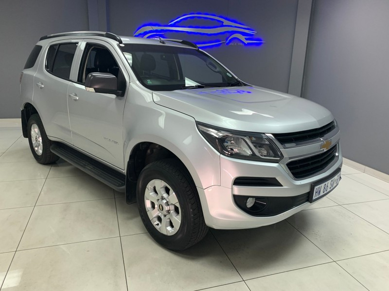 2017 Chevrolet Trailblazer 2.5 LT Auto Gauteng Vereeniging_0