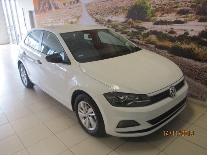 2018 Volkswagen Polo 1.0 TSI Trendline Gauteng Magalieskruin_0
