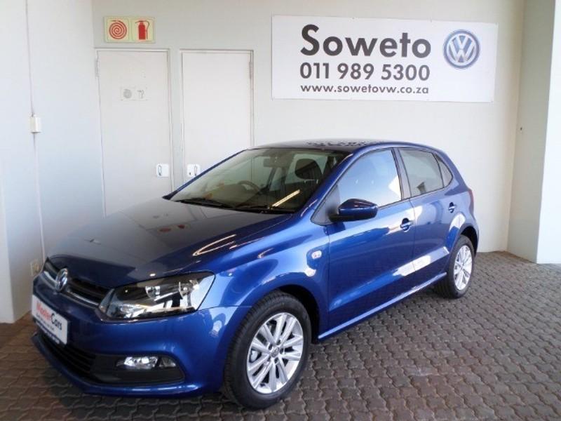 2019 Volkswagen Polo Vivo 1.4 Trendline 5-Door Gauteng Soweto_0
