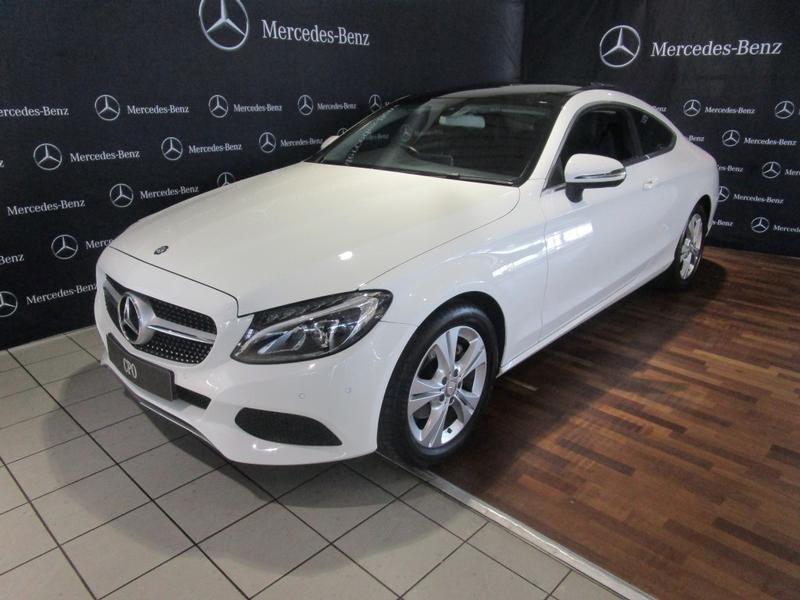 2016 Mercedes-Benz C-Class C220d Coupe Auto Western Cape Cape Town_0