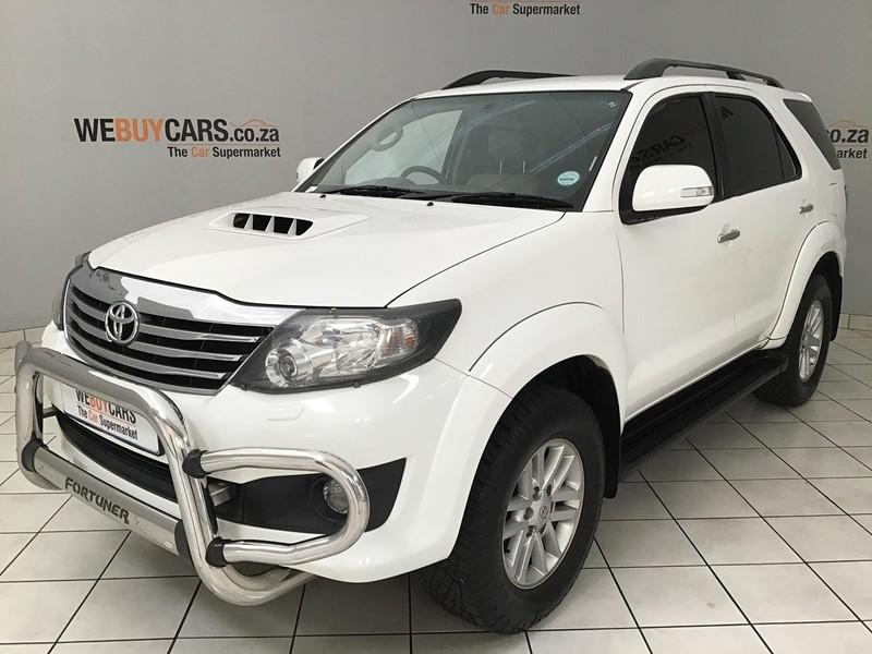 2013 Toyota Fortuner 3.0d-4d Rb At  Gauteng Centurion_0