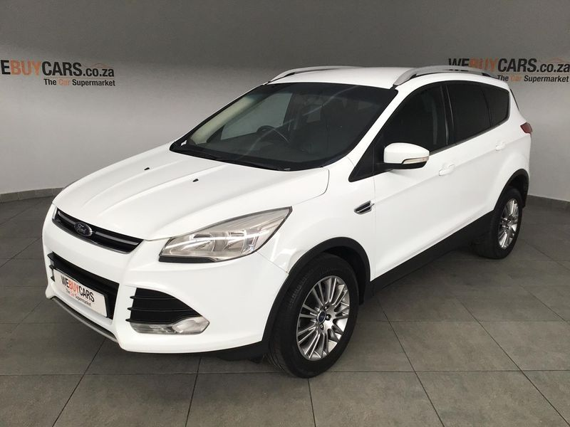 2014 Ford Kuga 1.6 Ecoboost Trend Gauteng Johannesburg_0