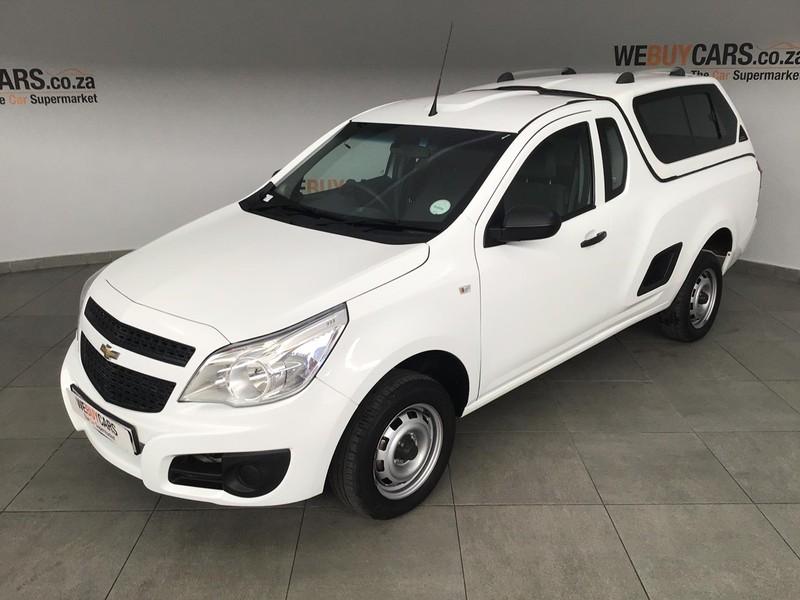 2017 Chevrolet Corsa Utility 1.4 Sc Pu  Gauteng Johannesburg_0