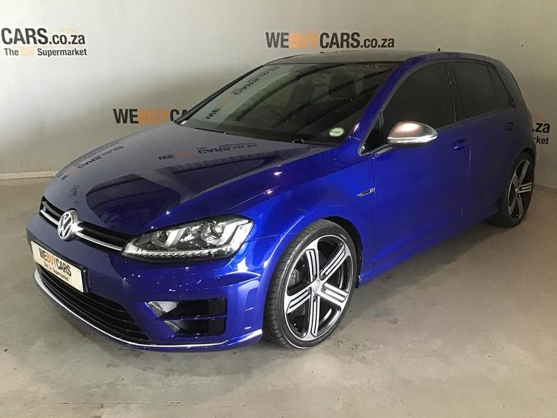 2014 Volkswagen Golf GOLF VII 2.0 TSI R DSG Kwazulu Natal Durban_0