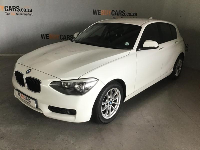 2013 BMW 1 Series 118i 5dr At f20  Kwazulu Natal Durban_0