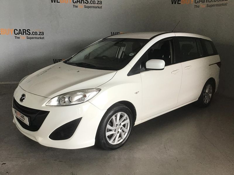 2012 Mazda 5 2.0 Original 6sp  Kwazulu Natal Durban_0
