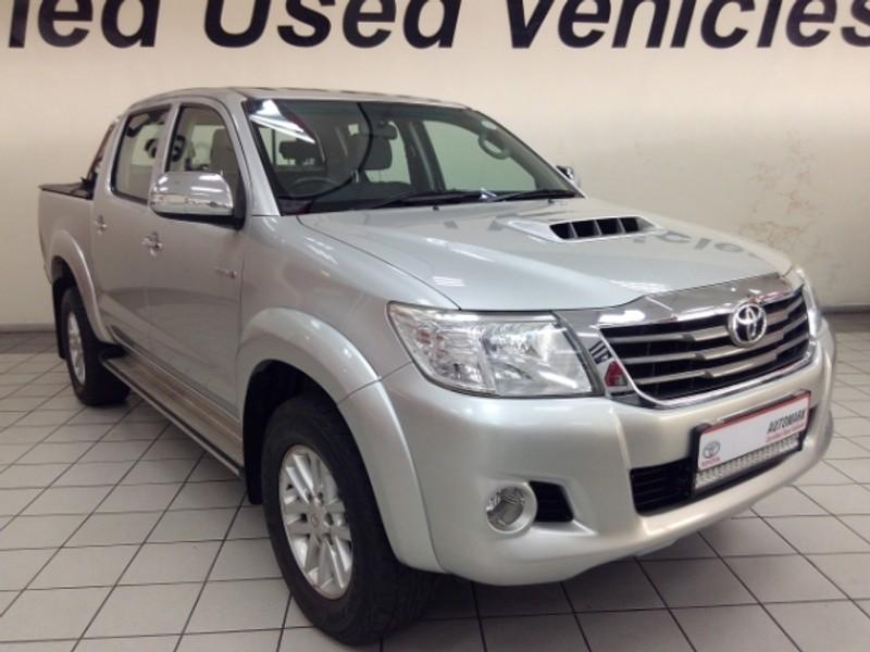 2013 Toyota Hilux 3.0 D-4d Raider Rb Pu Dc  Limpopo Tzaneen_0