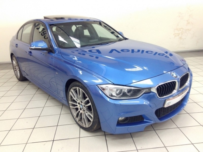 2015 BMW 3 Series 320i  At f30  Limpopo Tzaneen_0