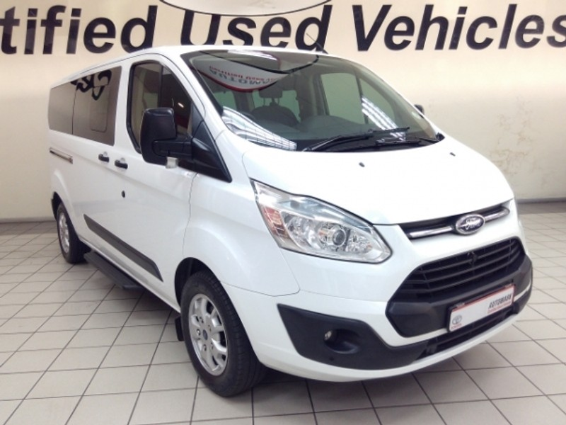 2015 Ford Tourneo 2.2D Trend LWB 92KW Limpopo Tzaneen_0