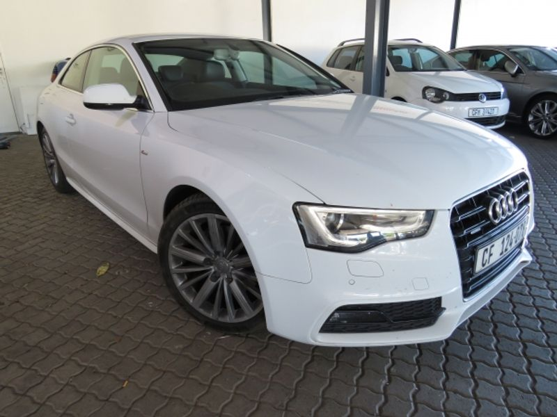 2016 Audi A5 2.0T FSi q S Tronic Western Cape Stellenbosch_0