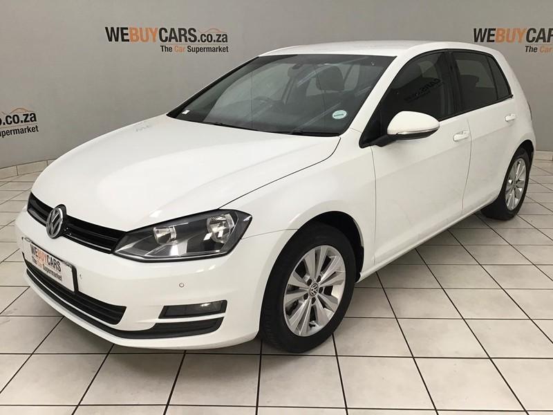 2015 Volkswagen Golf Vii 1.4 Tsi Comfortline Dsg  Gauteng Centurion_0