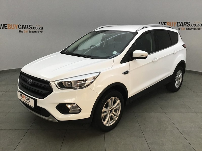 2018 Ford Kuga 1.5 Ecoboost Ambiente Gauteng Johannesburg_0