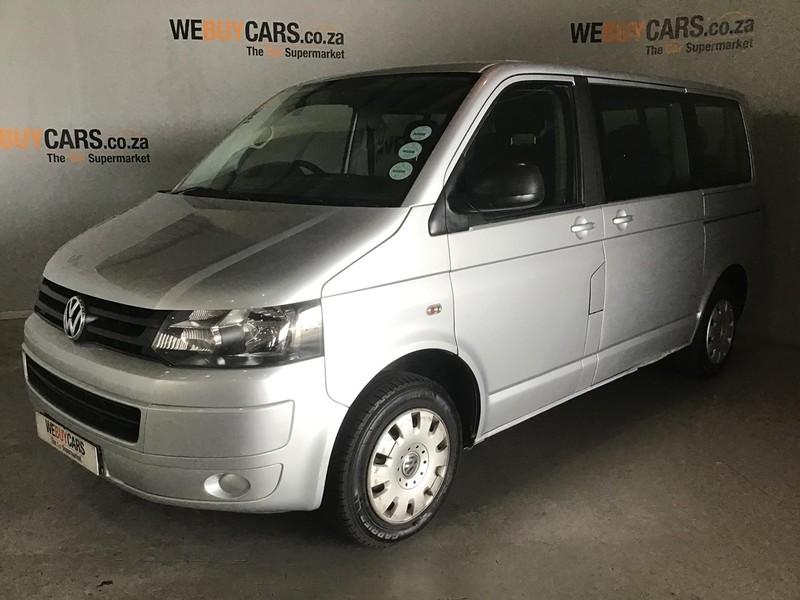 2013 Volkswagen Kombi 2.0 Tdi 75kw Base  Kwazulu Natal Durban_0